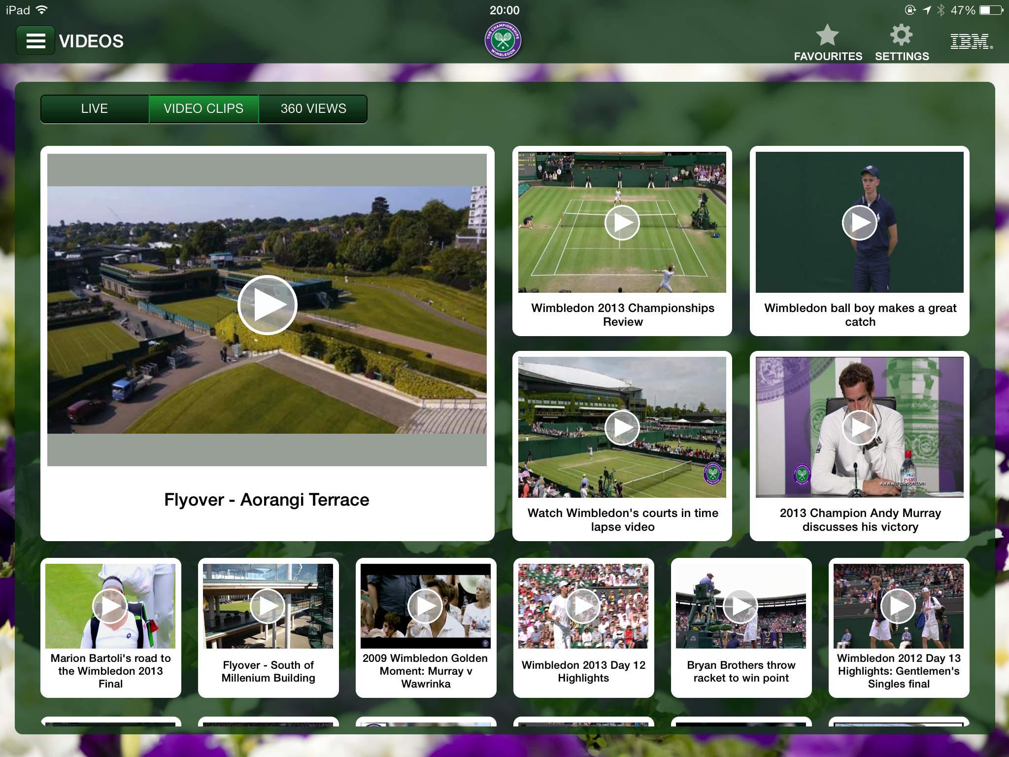 The Championships, Wimbledon 2015 - Grand Slam Tennis screenshot-4