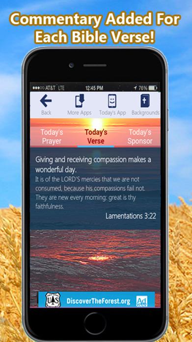 My Daily Devotion Screenshot