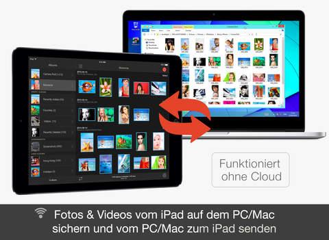 fotos werden unscharf bei übertragung von iphone auf i mac