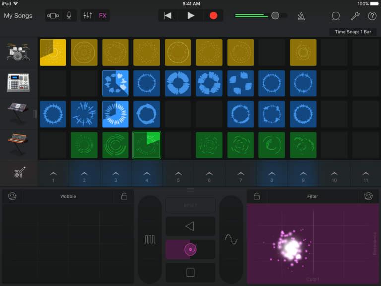 iPad Képernyőkép 2