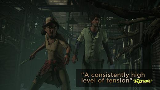 The Walking Dead: A New Frontier Screenshot