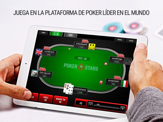 PokerStars: Juego de Poker Gratis y Texas Holdem Screenshot