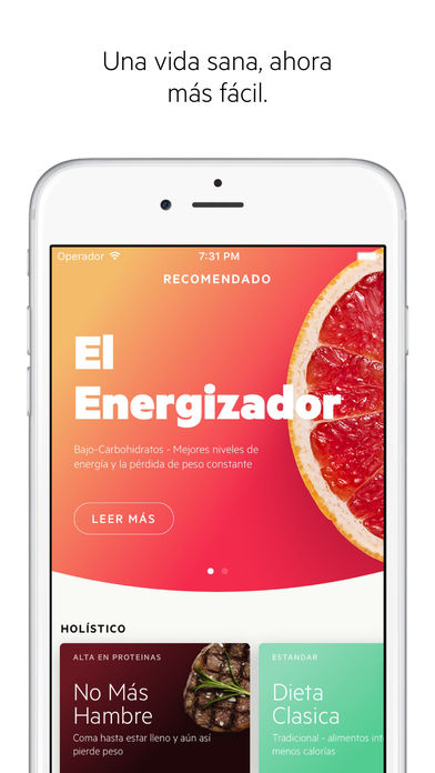 Lifesum - Más saludable Screenshot