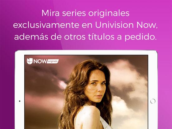 Télécharger Univision NOW – Stream TV en Vivo y On Demand