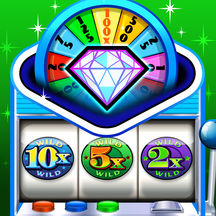 Lucky Wheel Slots - Free Multi-Line Casino Slot Machine Games