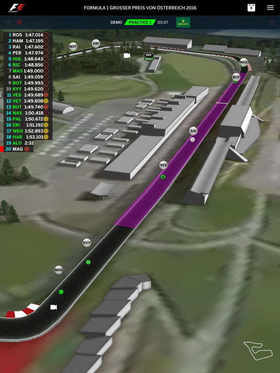 Formula 1® Screenshot