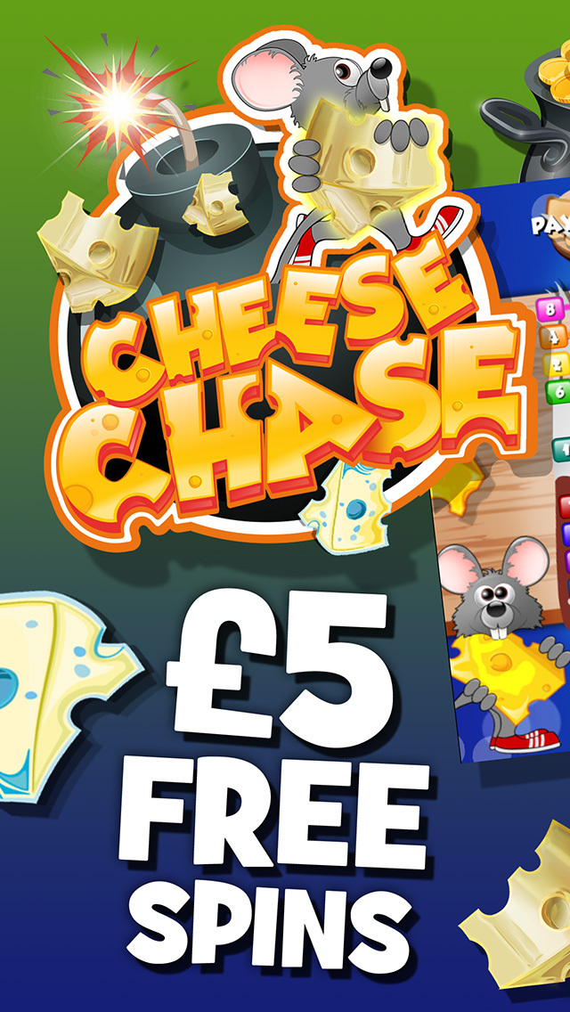 Pocketwin Cheese Chase