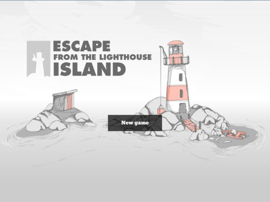 Escape the Lighthouse Island Screenshot