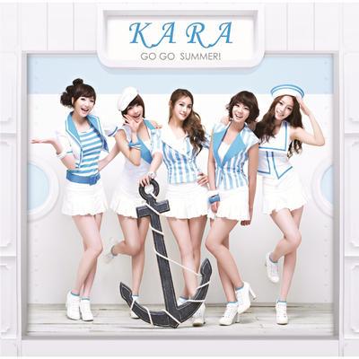 [EP] KARA – Go Go Summer! (Japanese) (FLAC)
