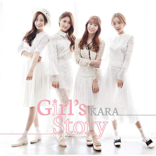 KARA – Girl's Story (Japanese) (ITUNES PLUS AAC M4A)