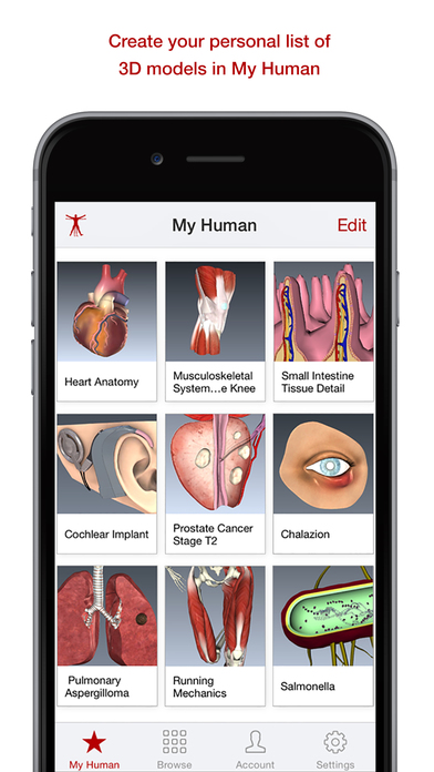 BioDigital Human - Anatomy and Health Conditions in 3D! Screenshot