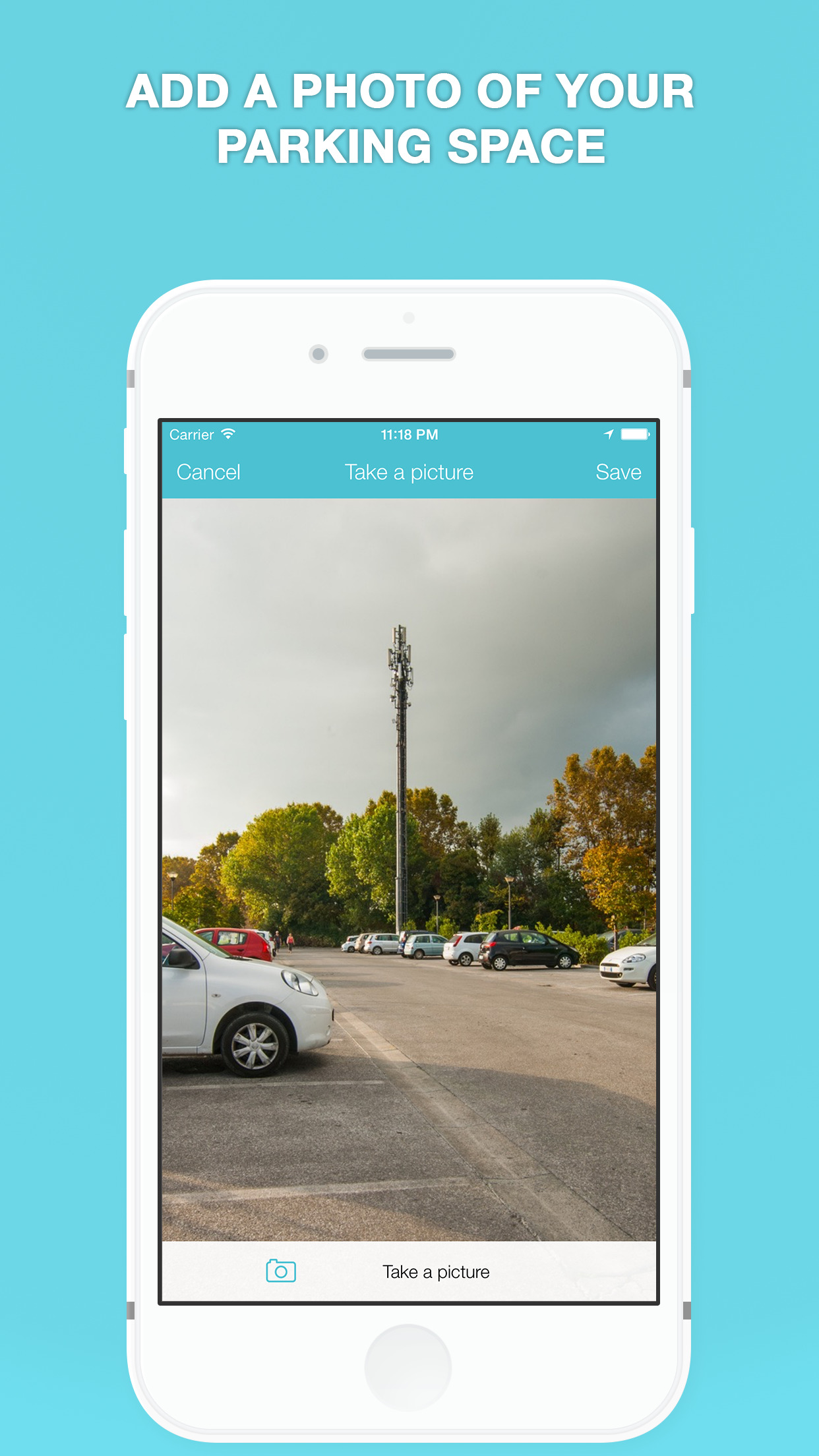 Find My Car - GPS Auto Parking Reminder & Tracker Screenshot