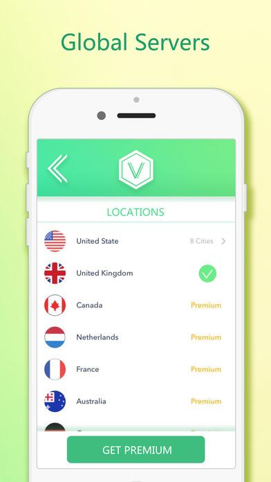 VPN Go - Safe Fast & Stable VPN Proxy Screenshot