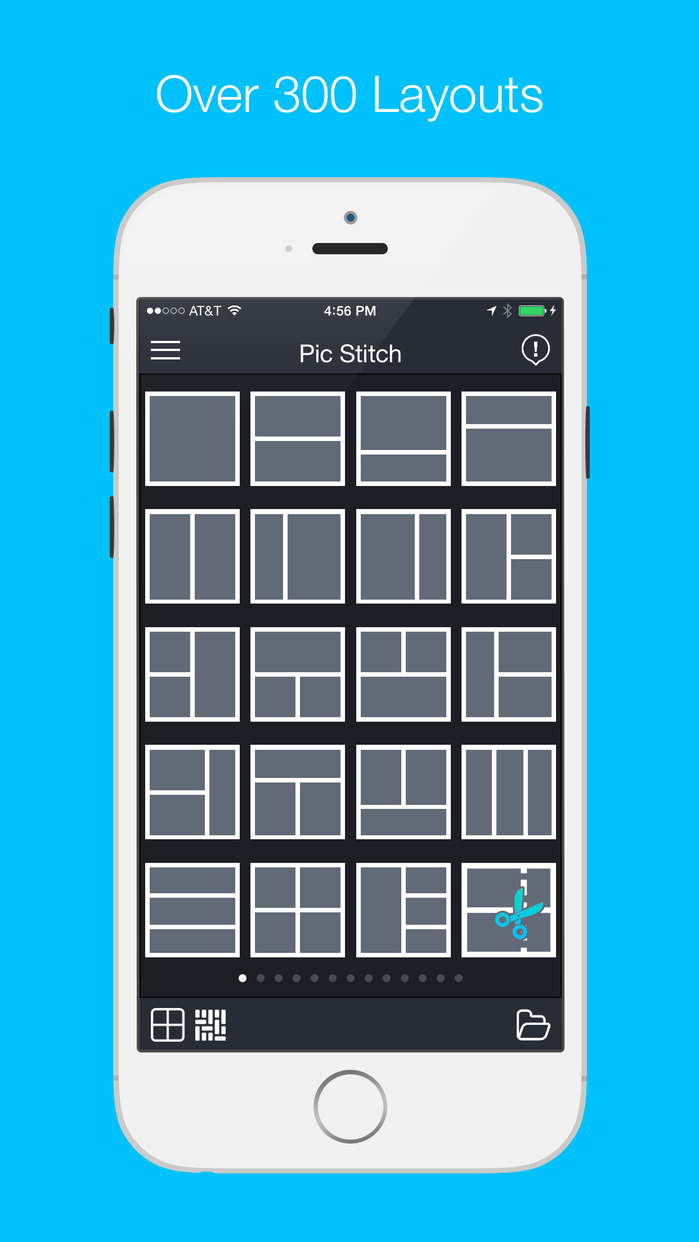 Pic Stitch - #1 Photo and Video Collage Maker Screenshot