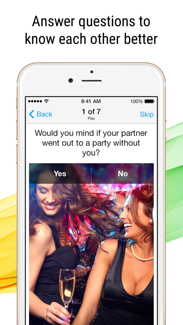 Meetville - Meet New People. Online Dating App Screenshot