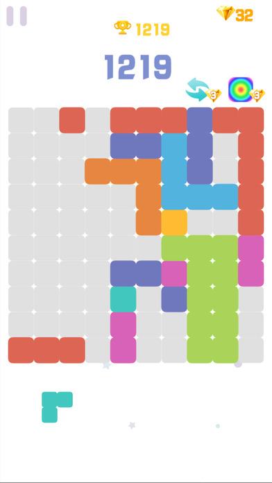 Color Cube - Excellent mini game Screenshot