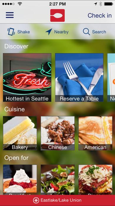 Urbanspoon - Restaurant & Food Reviews Screenshot