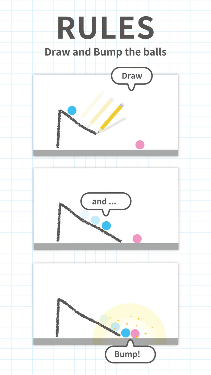 Brain Dots - Draw and solve! Brain Training Game Screenshot
