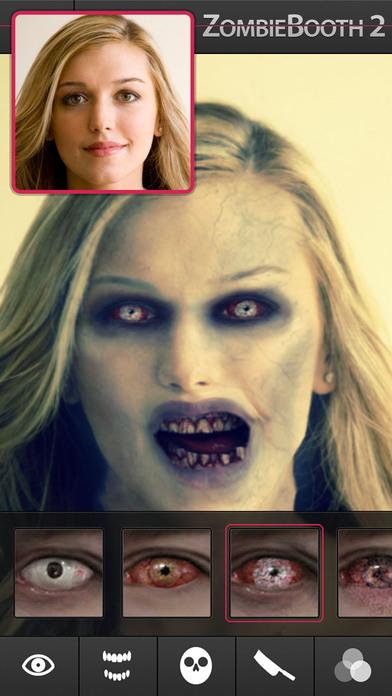 ZombieBooth 2 Pro Screenshots