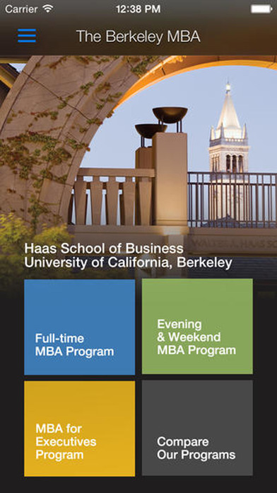 berkeley haas part time mba essays