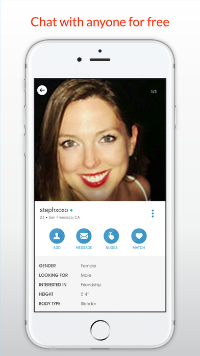 Free mobile dating chat apps