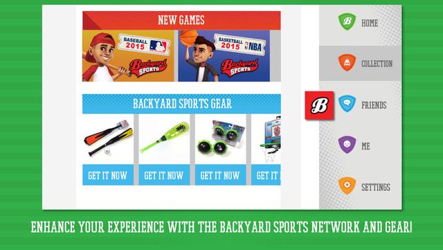 Gentil Backyard Sports NBA Basketball 2015   App Store Revenue U0026 Download  Estimates   US