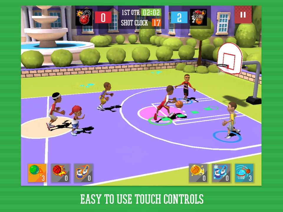 Backyard Sports NBA Basketball 2015   App Store Revenue U0026 Download  Estimates   US