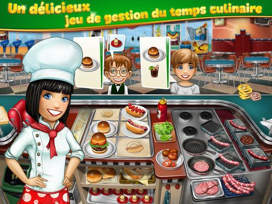 cooking fever - app store revenue & download estimates - france
