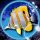 Here is another virtual aquarium with realistic fish movements and scenery that you can customize to your liking