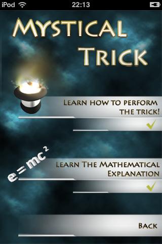 Mystical Trick Screenshot