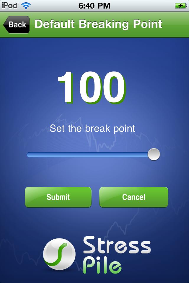 Stress Pile Screenshot