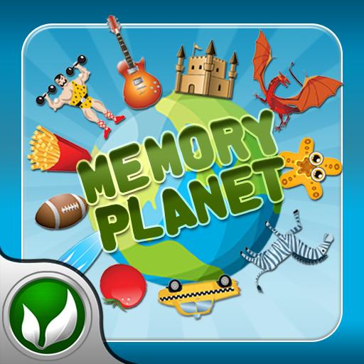 Memory Planet - matching game