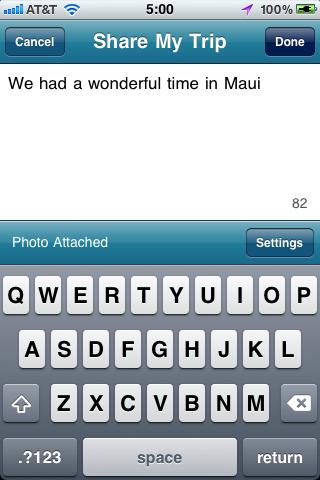 My Explore Hawaii™ Hertz NeverLost® Screenshot