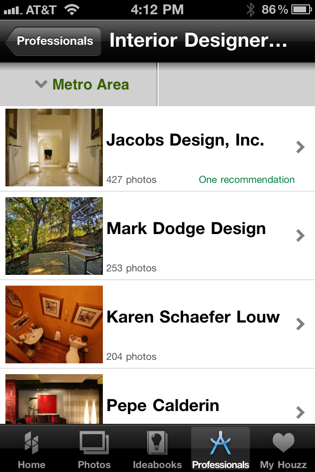 Home Design Ideas App: Houzz Interior Design Ideas App For Free