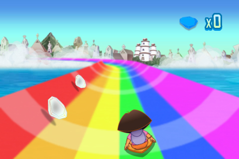 Fresh Apps - App's for the iPhone - » Dora Saves the Crystal