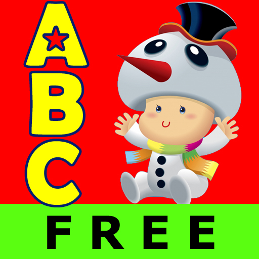 Free Abc Christmas Nursery Rhymes Lite Talking Voice Alphabet Flashcards Kids Iphone