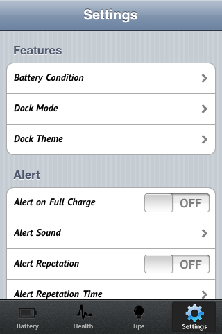 Battery Manager Pro – Ultimate Battery App Screenshot