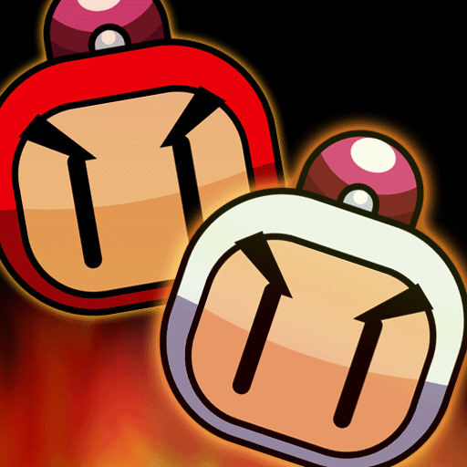 BOMBERMAN TOUCH 2 -VOLCANO PARTY