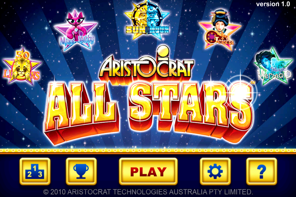 All Star Casino Games