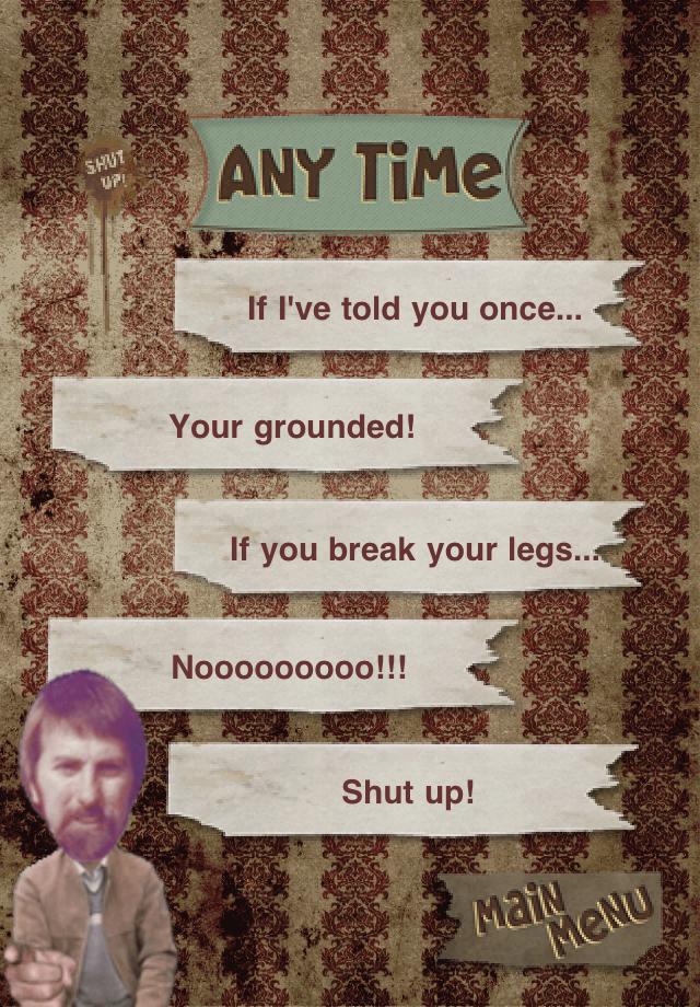 Angry Dad Screenshot