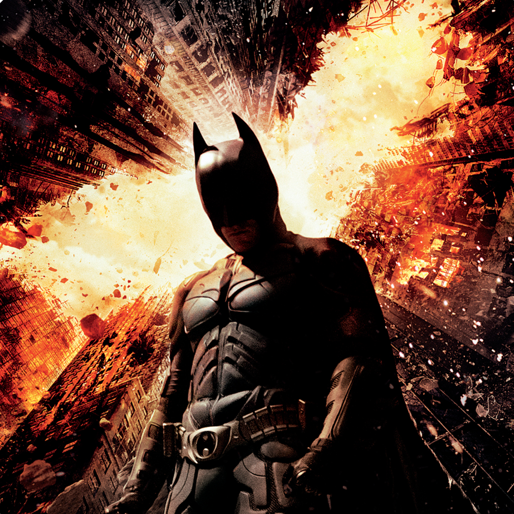 TDKR: Gotham City's Most Wanted HD
