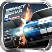速度與激情5 Fast Five the Movie: Official Game