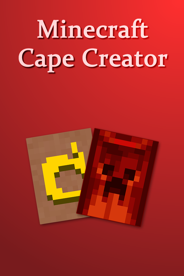 Minecraft Cape Creator | iPhone Utilities apps | by Craig Kerns