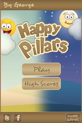 Happy Pillars Screenshot