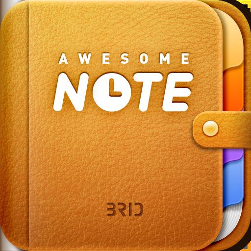 Awesome Note (+To-do/Calendar)