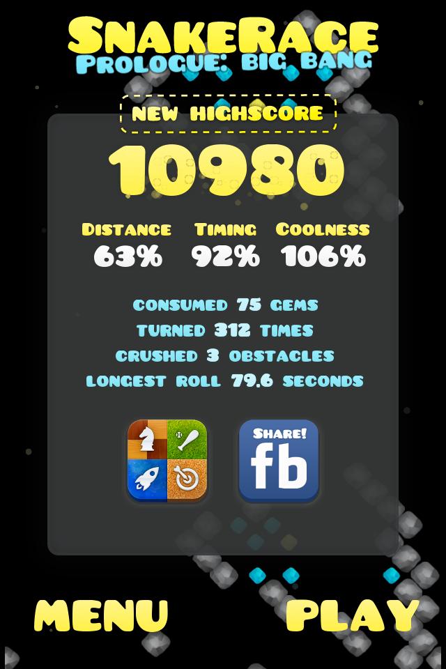 SnakeRace Screenshot