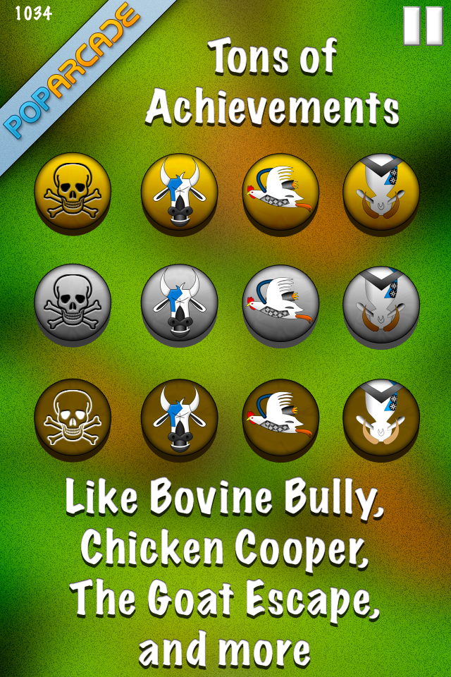 Cyborg Livestock Screenshot