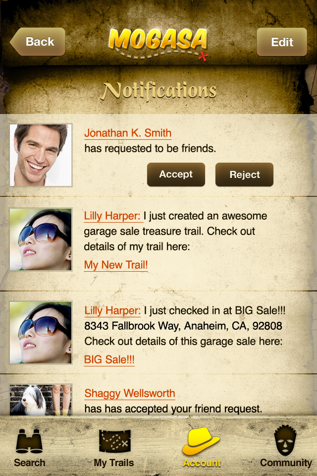 MOGASA Screenshot