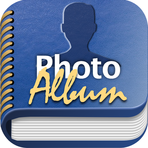Photo Album for Facebook - All your friends in one beautiful photo album + digital frame