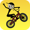 Stickman BMX HD by Traction Games icon